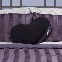 Position pillow - Décor Heart Wedge - view #1