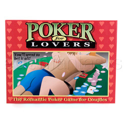 Adult game - Poker for lovers - view #2