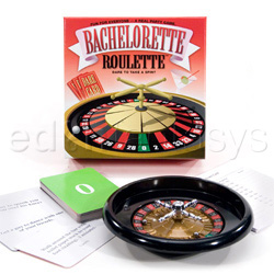 Bachelorette roulette - Adult game