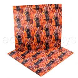 Fireman gift wrap - Gags