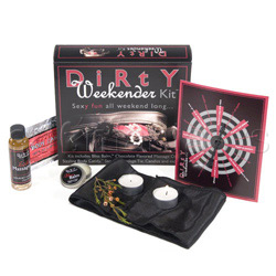 Dirty weekender kit - DVD