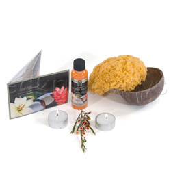 Lover's spa kit - Sensual bath