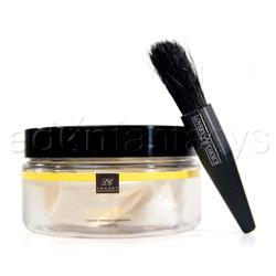 Luxury sensual body powder