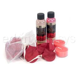 Romantic travel kit - Sensual kit
