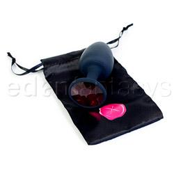 Butt plug - Geisha plug ruby - view #4