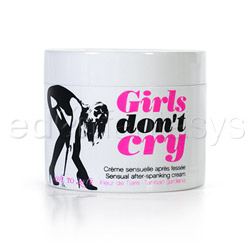 Girls dont cry sensual after-spanking cream