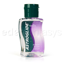 Astroglide Natural - water based lube