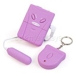 Mantric miyakodori - bullet vibrator