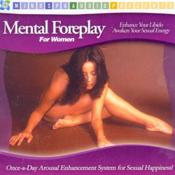 Mind Spa Audio - Mental Foreplay (For Women) - cd