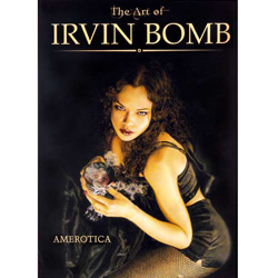 The Art of Irvin Bomb - Book