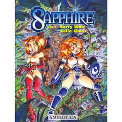 Sapphire - book