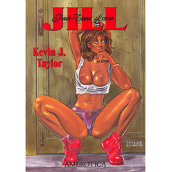 Jill: Part-Time Lover - Book