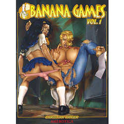 Banana Games Volume 1 - Book