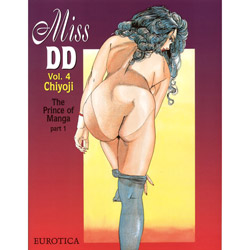 Miss DD vol.4, The Prince of Manga part 1 - Book