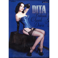 Dita Behind Closed Doors - erotic video