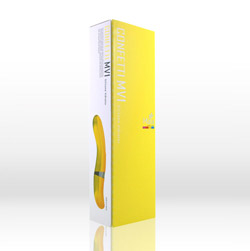 Flexible G-spot vibrator - Silicone g-spot vibrator - view #2