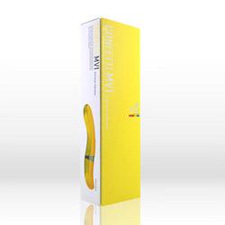 Flexible G-spot vibrator - Silicone g-spot vibrator - view #3