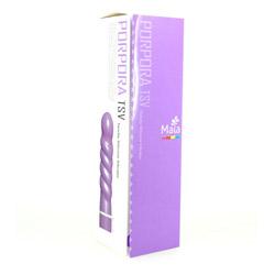 Textured classic vibrator - Twistty silicone vibrator - view #2