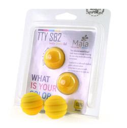 Vaginal balls  - Twistty silicone balls - view #2