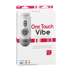 Rabbit vibrator - One touch vibe bunny - view #2