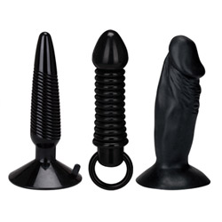 Humper butt plug set - screw - Anal kit