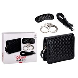Ultimate bondage fascination set - BDSM kit