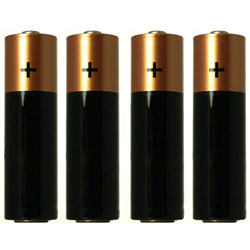 AA batteries 4pack