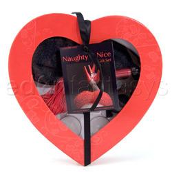 Sensual kit - Naughty and nice gift set - view #2