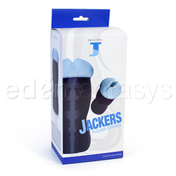 Masturbator - Jackers pleaser stroker - view #5