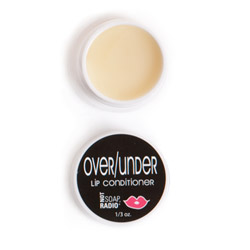 Lip balm - Over under lip conditioner - view #1