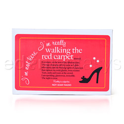 Eye shadow - Face palette red carpet - view #3
