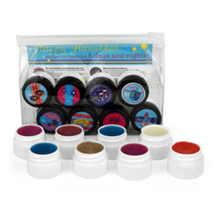 Happy Hanukkah lip set - lip balm