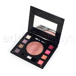 Beauty bronzers face palette - eye shadow