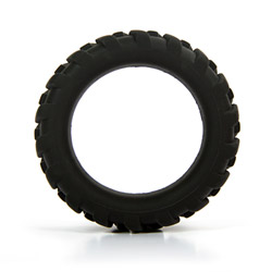 Textured cock ring - Mack Tuff large tire ring - view #1