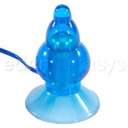 Mini anal arouser - vibrating anal plug