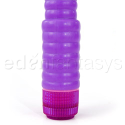 Traditional vibrator - Pure vibes silicone # 70 - view #3