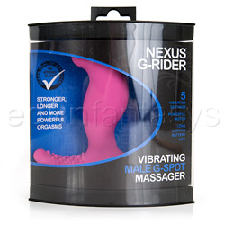 Prostate massager - Nexus G-rider - view #6