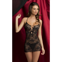 Tres Sexy baby doll and g-string - babydoll and panty set