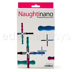 Traditional vibrator - NaughtiBod - view #5