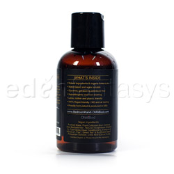 Lubricant - Bedroom Kandi natural lubricant - view #2