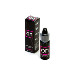 ON natural arousal oil for her - lubricant