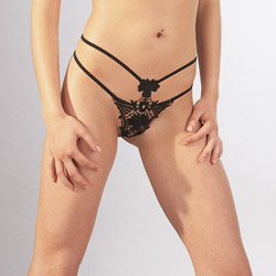 Rope g-string - sexy panty