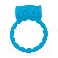 Cock ring - Pure silicone vibration ring - view #2