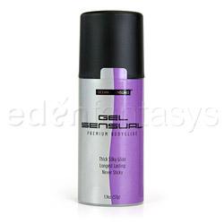 Oceanus sensuals gel - lubricant