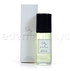 Perfume oil - Mary Zilba roll on perfume oil - view #1
