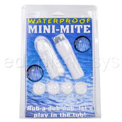Vibrator kit  - Waterproof mini-mite - view #4