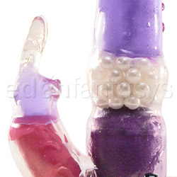 Rabbit vibrator - Rabbit pearl purple - view #4