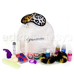 Honeymoon carry-on bag - sensual kit