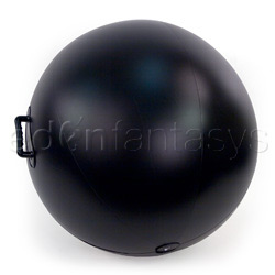 Inflatable bondage ball - inflatable position ball