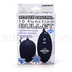 Bullet - Remote control bullet - view #1
